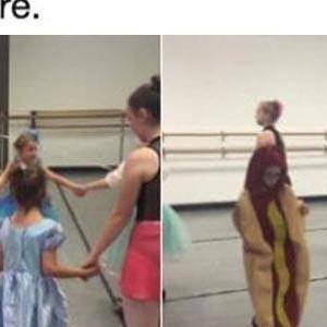 Hotdogs Are The New Princess