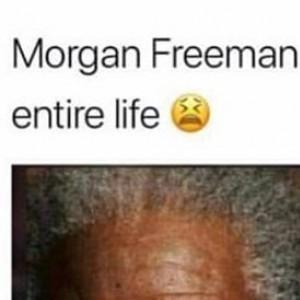 How Old Is Morgan Freeman?