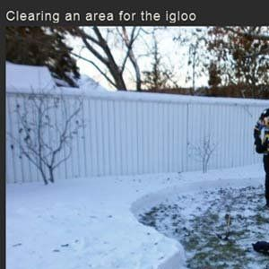 How to Make an Awesome Igloo!