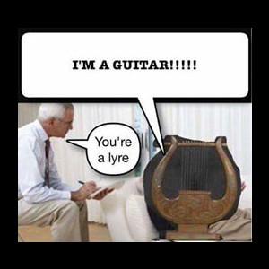 I Am A Guitar