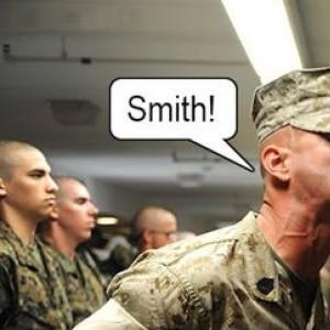 I Love A Camouflage Joke