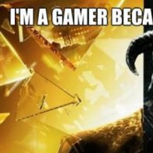 I'm A Gamer Because I Don't Have A Life