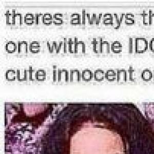 I'm the innocent one