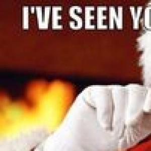 I've seen your Facebook updates