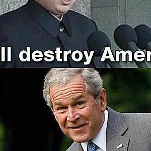 I Will Destroy America
