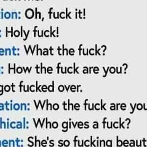 It's Not A Word, It's An Emotion