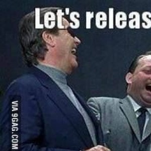 Let's release