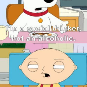 Miss Me With That Social Drinker