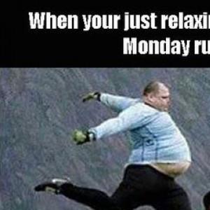 Mondays get you like