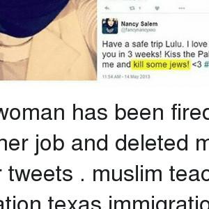 Muslim Teacher In Texas