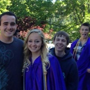 My Graduation Photo