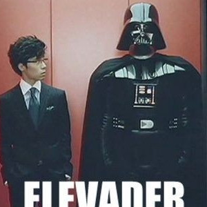 One Dark Elevator