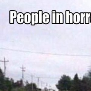People In Horror Movies Be Like...