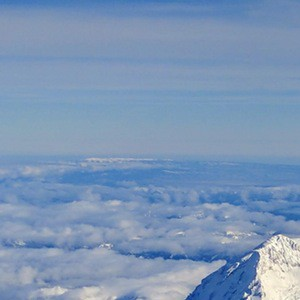 Picture of the day 04: Mt Rainer mountain top
