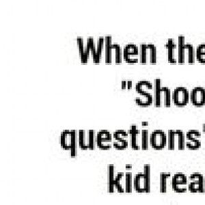 """""""Shoot me some questions"""""""