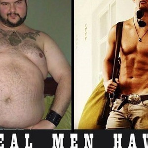 Real Men Have Curves