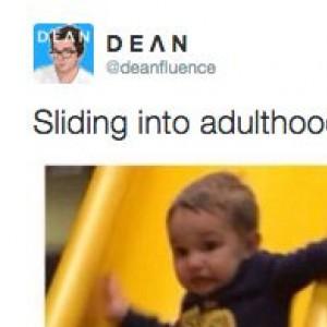 Sliding into adulthood like