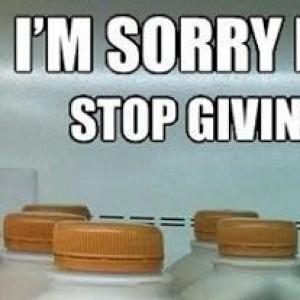 Sorry I Dropped You...