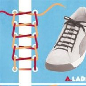 Stylish Ways To Tie Your Shoelaces