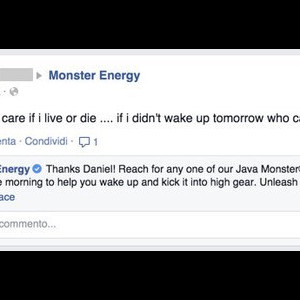 Thanks, For Caring Monster