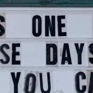 Those Days Are Tough