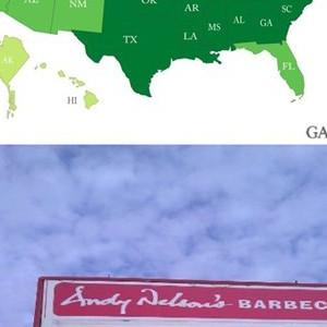 United States Of Deep Fried Religiosity