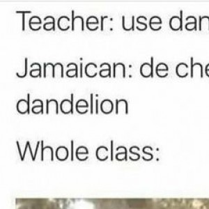 Use Dandelion In A Sentence