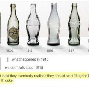 We Don't Talk About 1915