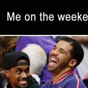 Weekend Me Vs Monday Me