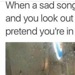When A Sad Song Comes On In The Car