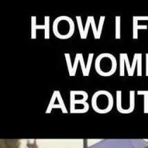 When Women Talk About Colours