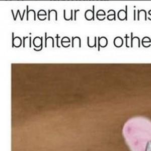 When You're Dead Inside