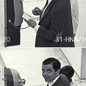 When You Spot A Camera