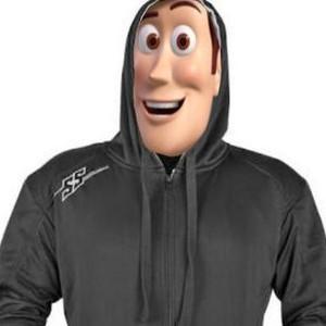 Woody In A Hoodie