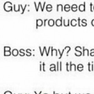 ya but we make hammers